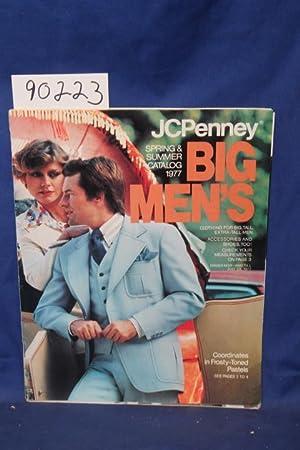 JC Penney Big Men's Spring and Summer: JC Penney