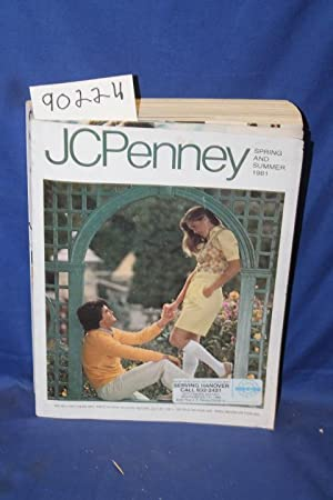 JC Penney Spring and Summer Catalog: JC Penney