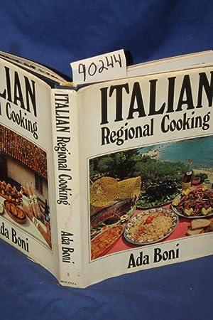 Italian Regional Cooking: Boni, Ada