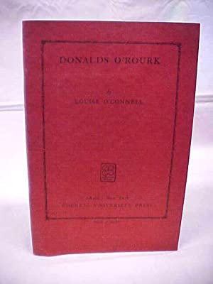 Donalds O'Rourk: O'Connell, Louise