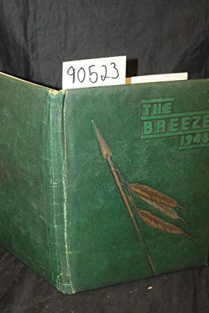 The Breeze 1948 Pleasantville High School NJ Yearbook: Pleasantville High School
