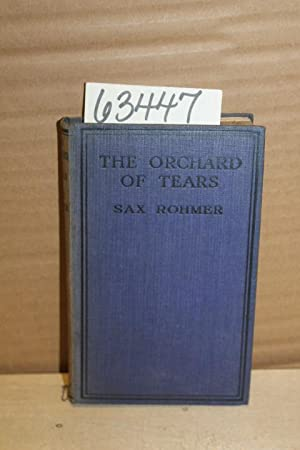 The Orchard of Tears: Rohmer, Sax