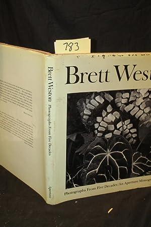 Brett Weston Photographs from Five Decades: Weston, Brett; Cravens, R.H.