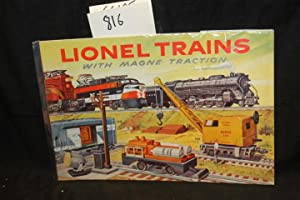Lionel Trains with Magne Traction (Complete train set price information): LIONEL TRAIN CORPORTATION