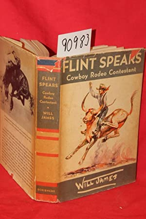 Flint Spears Cowboy Rodeo Contestant: James, Will