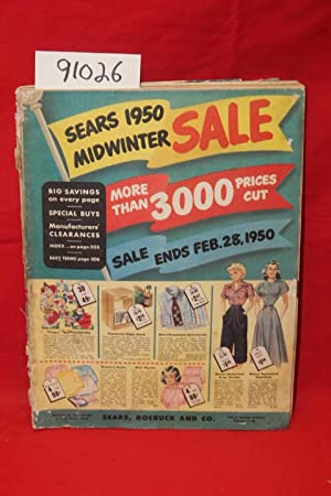 Sears 1950 Midwinter Sale: Sears, Roebuck and Co