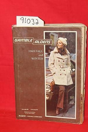 Gamble Aldens 1969 Fall and Winter: Gamble Aldens