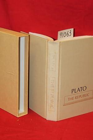 The Republic: Plato; Jowet, Benjamin