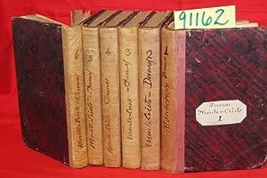 Le Comte Monte Cristo Vols. 1-6: Dumas, Alexandre