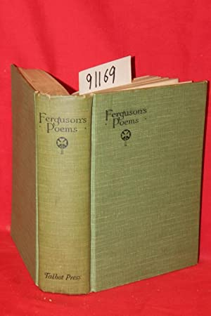 Poems of Sir Samuel Ferguson: Ferguson, Sir Samuel