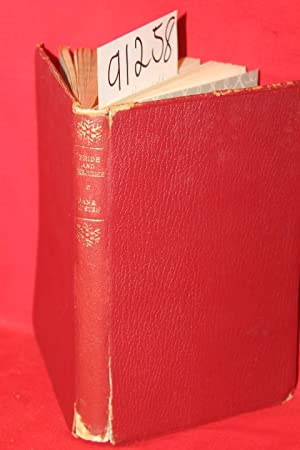 Pride & Prejudice leather: Austen, Jane