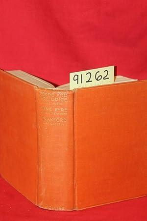 Pride & Prejudice: Jane Eyre: Cranford (omnibus): Austen, Jane; Bronte,