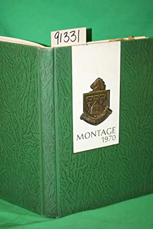 Montage 1970 Mainland Regional Highschool Yearbook: Mainland Regional Highschool