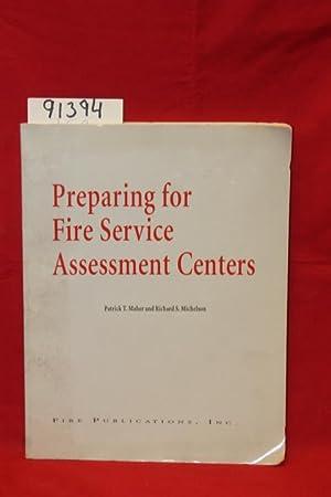 Preparing fo Fire Service Assesment Centers: Maher, Patrick T.;