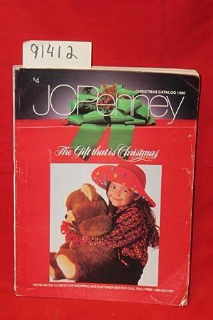 JC Penney Christmas Catalog 1990: JC Penney