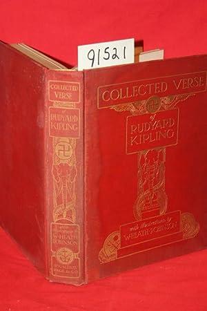 Collected Verse of Rudyard Kipling: Kipling, Rudyard