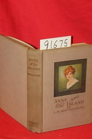 Anne of the Island: Montgomery, L. M.