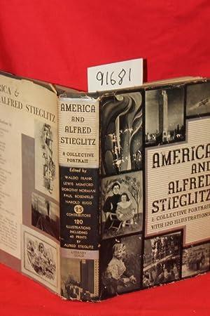 America Alfred Stieglitz A Collective Portrait: Frank, Waldo; Mumford,
