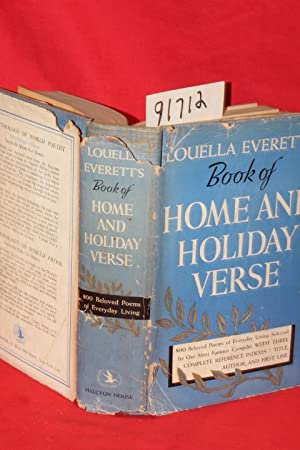 Home and Holiday Verse: Everett, Louella D