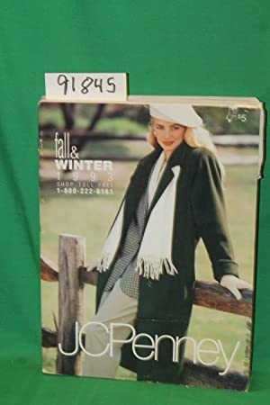 J C Penney Fall and Winter Catalog 1993: J C Penney