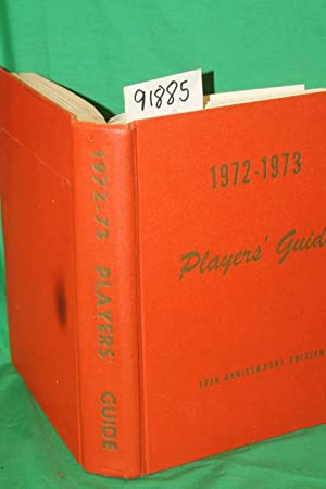 Players' Guide the Annual Pictorial Directory for Stage, Screen, Radio and Television: Ross, ...