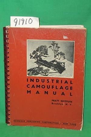 Industrial Camouflage Manual: Wittmann, Konrad F.