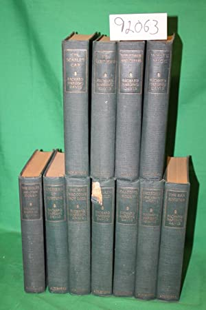 The Novels and Stories of Richard Harding Davis: Davis, Richard Harding