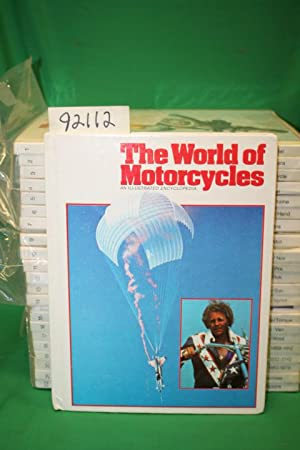 The World of MotorCycles an Illustrated Encyclopedia 22 volumes,: Ward, Ian