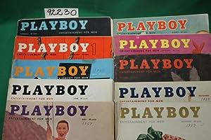 Playboy Magazine 1957 Entertainment For Men: Playboy Entertainment For Men