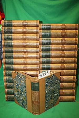 Gadshill Edition The Works of Charles Dickens (decorative binding): Dickens, Charles