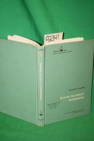 System Reliability Engineering: Sandler, Gerald H.