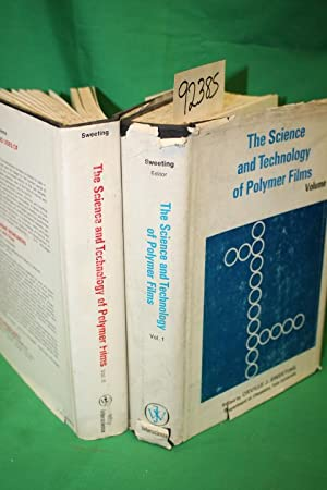 The Science and Technology of Polymer Films (2 volumes): Sweeting, Orville J.