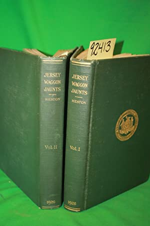 Jersey Waggon Jaunts (2 volumes): Heston, Alfred M.