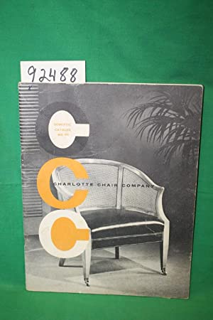 Charlotte Chair Company Domestic Catalog No. 645: Charlotte Chair Company