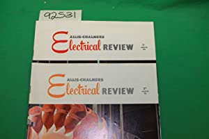 Allis-Chalmers:Electrical Review 1963 (1st-2nd quarter): Allis-Chalmers