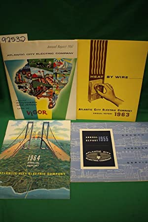 Atlantic City Electric Company:Annual Report (1955;1963;1964;1961): Atlantic City Electric Company