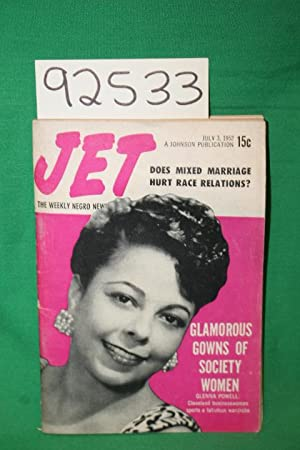 Jet: Does Mixed Marriage Hurt Race Relations?: Jet Magazine