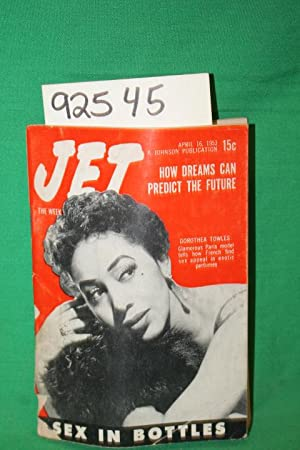 Jet:How Dreams Can Predict the Future; Dorothea: Jet Magazine
