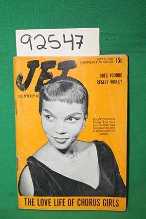 Jet: Does Voodoo Really Work?; Dolores Cooper: Jet Magazine