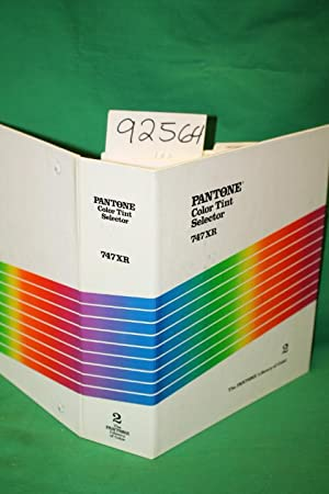 Pantone Color Tint Selector 747XR Volume 2: Pantone