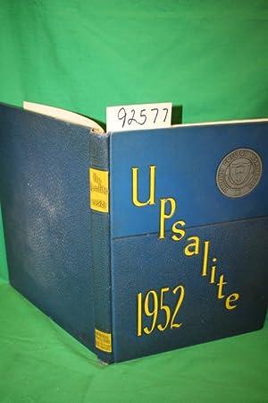 The Upsalite 1952: Upsala College