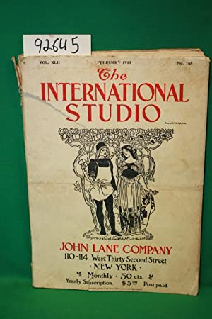 International Studio and The Connoisseur Februrary 1911: International Studio and The Connoisseur