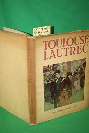 Toulouse Lautrec: Lassaigne, Jacques ; Chamot, Mary