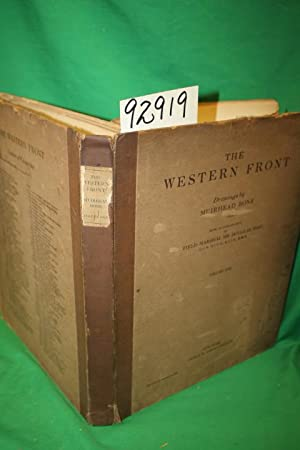 The Western Front Vol. I Only: Bone, Muirhead