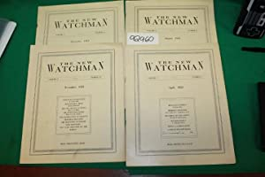 The New Watchman (April,August, November, and December: Evans Day, S.
