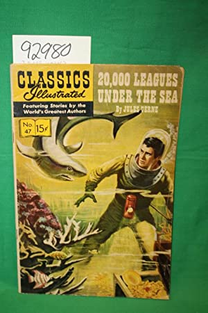 20,000 Leagues Under The Sea : Classic: Verne, Jules