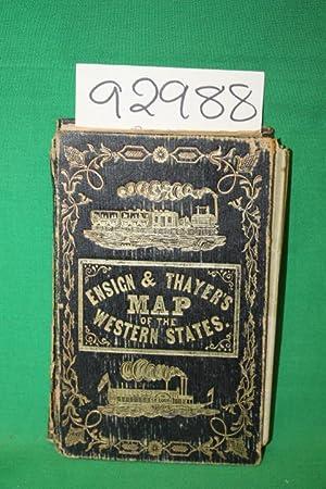 Travellers' Guide Through the States of Ohio, Michigan,Indiana,Illinois,Missouri, Iowa,and ...