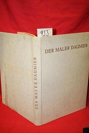 Der Maler Daumier: Fuchs, Edward