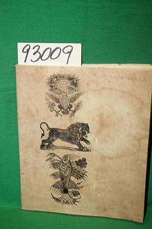Penmanship Manuscript 1821: E.G. House
