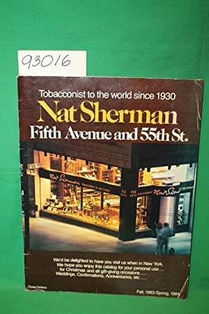 Nat Sherman: Fifth Avenue and 55th St.: The Tobacconist to the World: Sherman, Nat